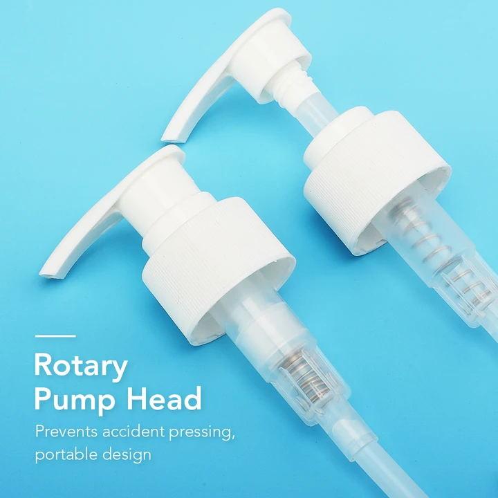 Plastic Bottle Pump For Hand Sanitizer Bottle