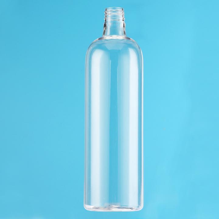 Plastic Hand Sanitizer Dispenser Bottles with Manual Plastic Sprayer Pump